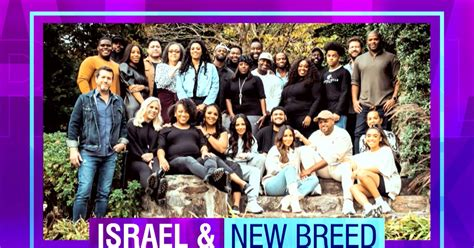 Friday on 'The Real': Israel & New Breed featuring