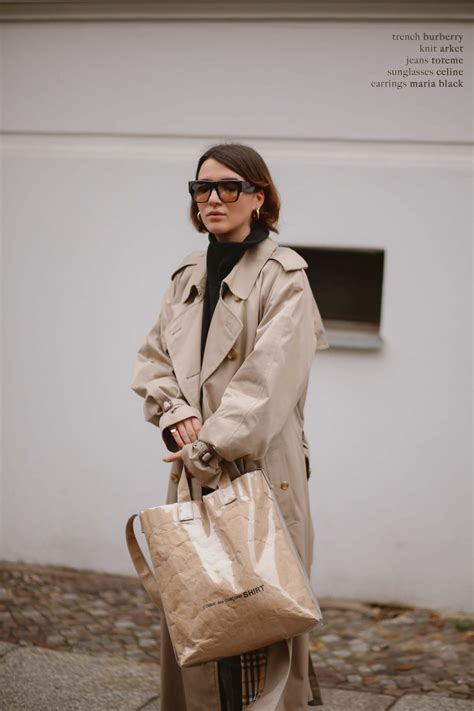 Burberry Trench: Featuring Celine sunglasses | Basic Apparel