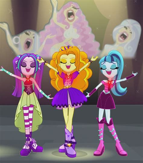 Six Sirens | My Little Pony: Equestria Girls | Know Your Meme