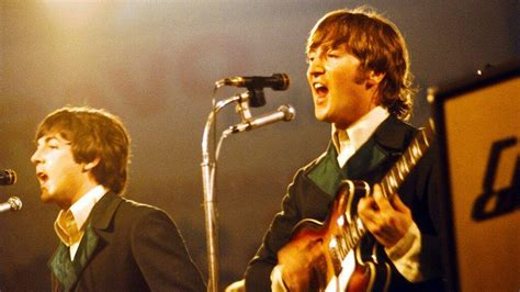 The Beatles In Munich, Germany 1966 at the Circus-Krone