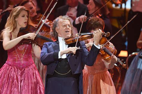 King of Waltz or King of Schmaltz? How conductor André