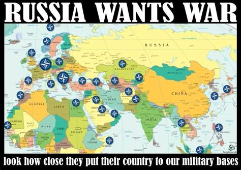 chycho: Update on Ukraine: NATO and Its Military Bases