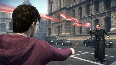 Harry Potter and the Deathly Hallows Part 1 - PC - Games