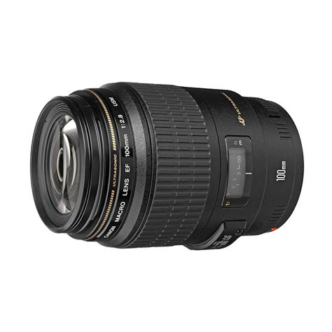 Canon EF 100MM 1:2