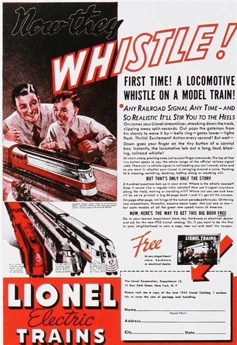 Vintage Transportation Ads of the 1930s (Page 5)