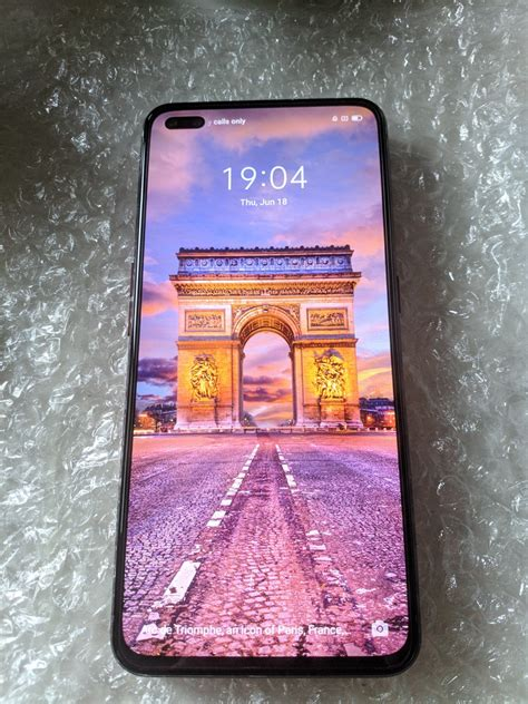 Realme X50 Pro 5G (12GB, 256GB opslag) Rood - AirtjE