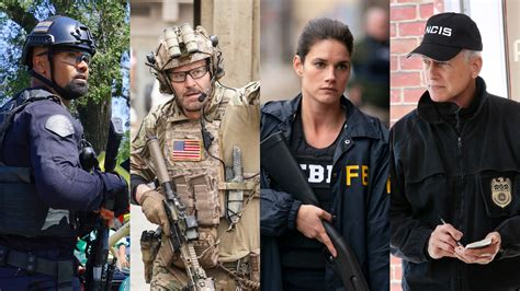 What's The Difference Between NCIS, FBI, SWAT, SEALs, And