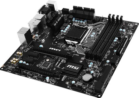 MSI H170M-A PRO   Top Achat