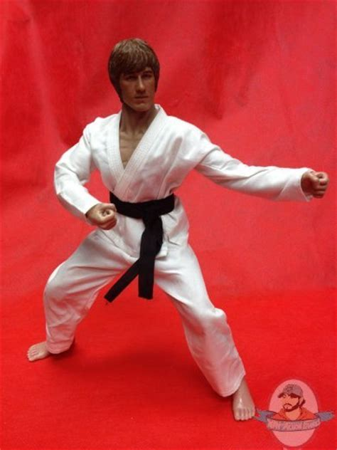 Custom 1/6 Scale Chuck Norris Action Figure CM Toys Muscle