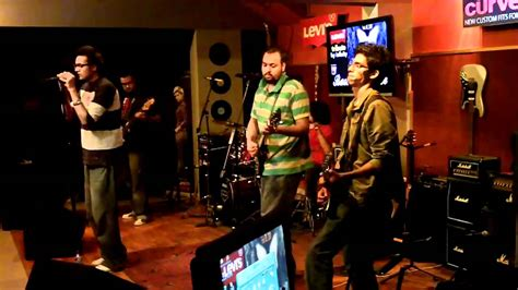 In Loving memory Alter Bridge Live Cover by Infinity - YouTube