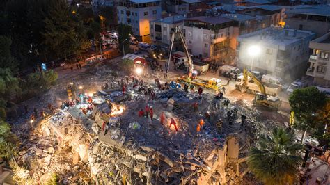 Dramatic Rescues After Major Earthquake Kills at Least 39