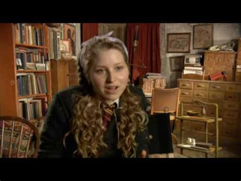 Harry Potter and the Half Blood Prince Interview - Jessie