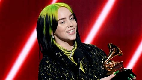 Billie Eilish Makes History As Youngest Artist To Win Top
