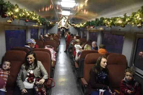 The Magical Polar Express Train Ride In Tennessee Everyone