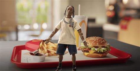 You Can Now Get A $6 Travis Scott Meal At McDonald's And