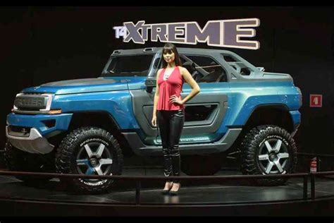 Troller T4 Xtreme concept may hint future Ford Bronco