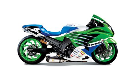 Icon's Kawasaki ZX-14R Limiter Is Almost Frightening