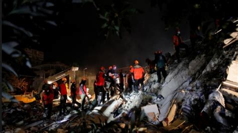 27 killed, over 800 injured as strong earthquake hits