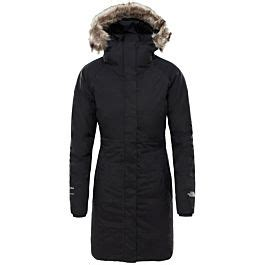 The North Face Arctic II parka outdoor jack dames tnf
