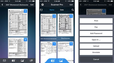 Best document scanner apps for iPhone: Create, search, and