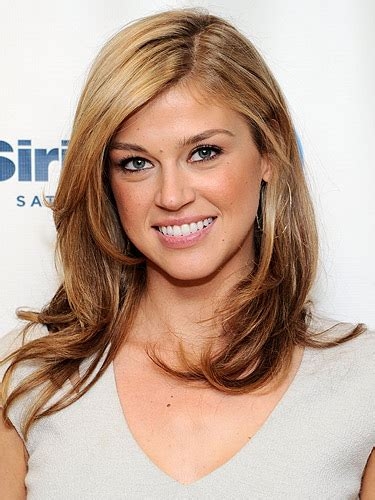 Is Adrianne Palicki the luckiest girl in the world?