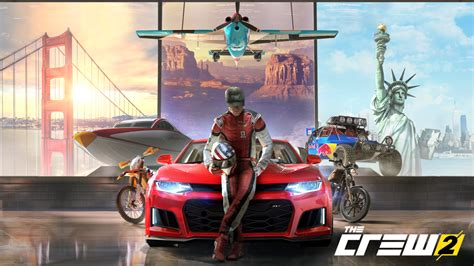 Newest The Crew 2 Update Brings Demoltion Derbies and PvP