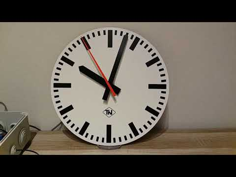 DCF77 clock with PIC