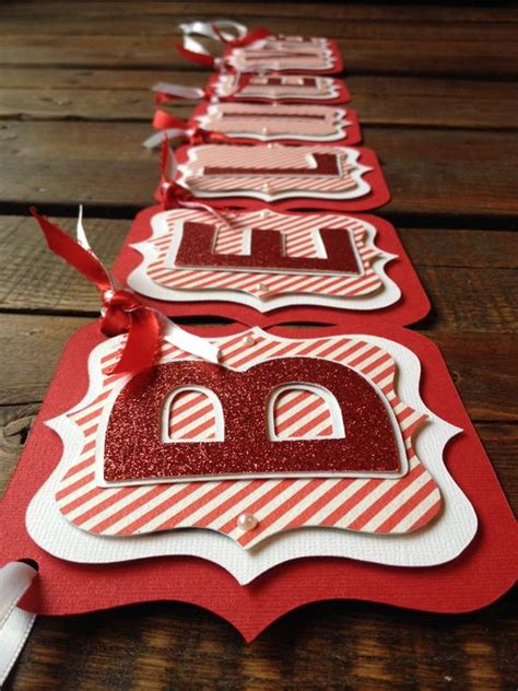 Items similar to Believe Holiday Banner on Etsy