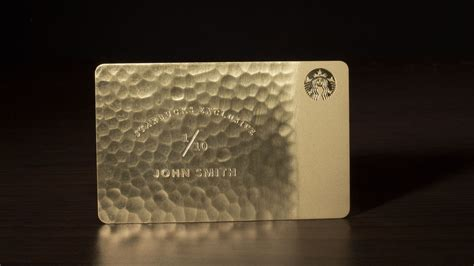 A Brief History of Starbucks' Limited-Edition Gift Cards