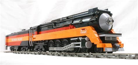 Southern Pacific Daylight #4449   Southern Pacific's GS-4
