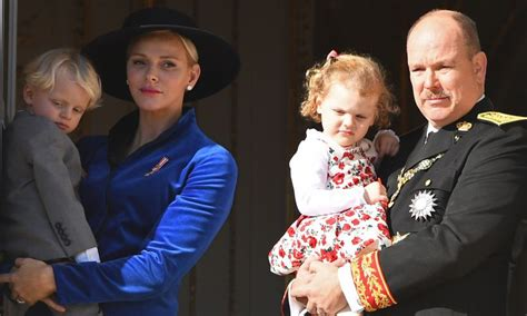 Princess Charlene shares photos of twins Jacques and