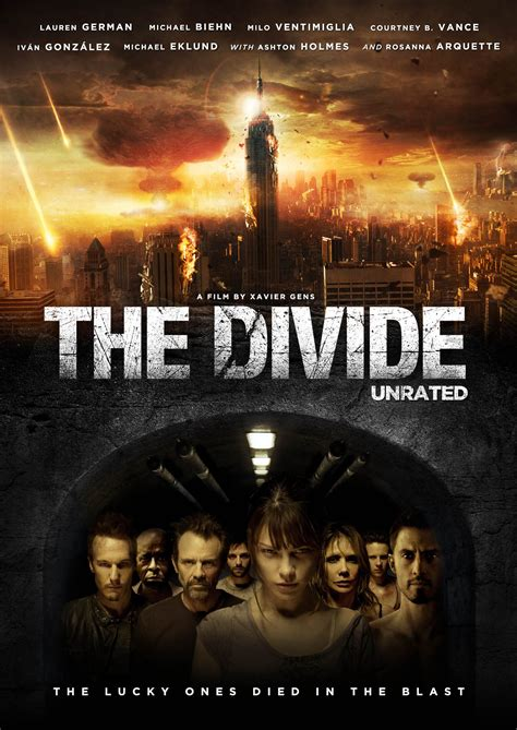 The Divide DVD Release Date April 17, 2012