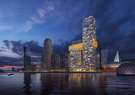 MVRDV Wins Competition for Bay-Window-Inspired Mixed-Use